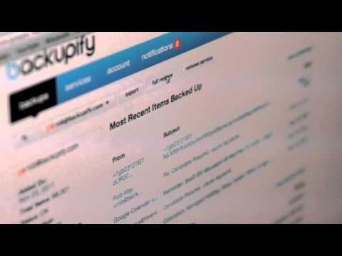 CEO of Backupify Deletes & Restores Entire Gmail Account