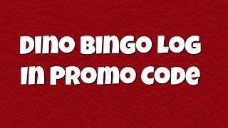 Bingo Log in Promo Code