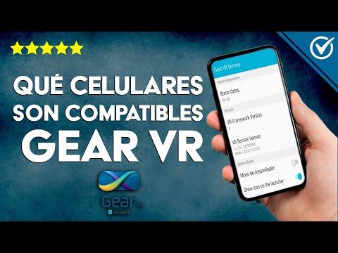 ¿Cuáles son los Celulares Compatibles con Gear VR? Lista Completa