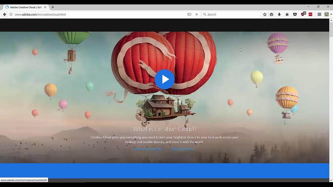 Adobe Creative Cloud installation error fixed (Error code 50)