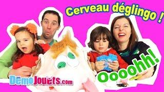 JEU - Cerveau Deglingo Jeu en Famille - Démo Jouets