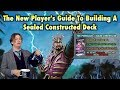The New Player's Guide To Building a Sealed Constructed / Prerelease Magic: The Gathering Deck