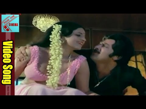 Naa Peru Mudhu Krishna Video Song || Bhoga Bhagyalu Movie || Krishna, Sridevi