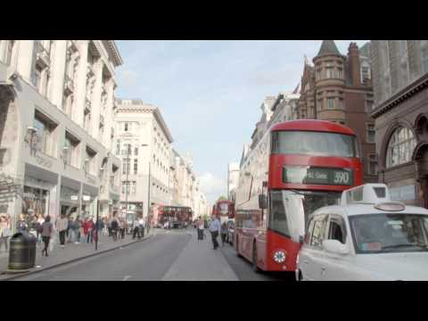 London Transport Media - Bus, Tram, Taxi, Rail advertising