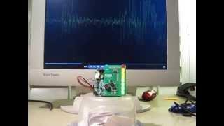 IEEE UCSD VU Meter (ARM Version)