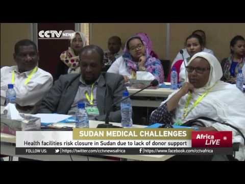 Health facilities risk closure in Sudan due to lack of donor support