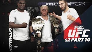 FIRST FEMALE TWO CLASS CHAMPION! - UFC Part 14