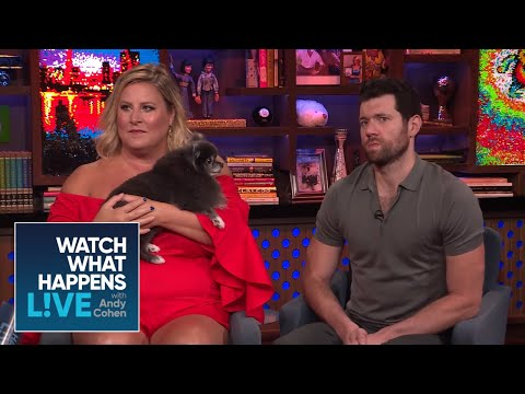 Billy Eichner Dishes On 'American Horror Story: Cult' | WWHL