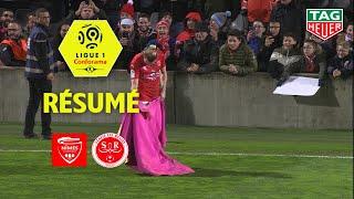 Nîmes Olympique - Stade de Reims ( 2-0 ) - Résumé - (NIMES - REIMS) / 2019-20