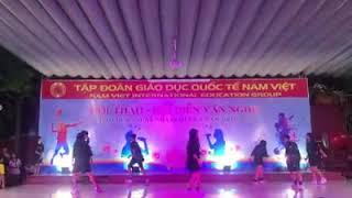 Nhảy Hiện Đại Trường Nam Viet