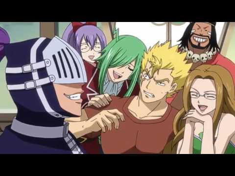 Fairy Tail Episode 124 English Dubbed