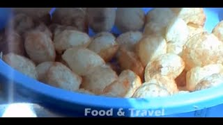 Most Famous Evening Snacks In India   Panipuri   Phuchka   Gup Chup   Tikki   Padaka   Gol Gappe