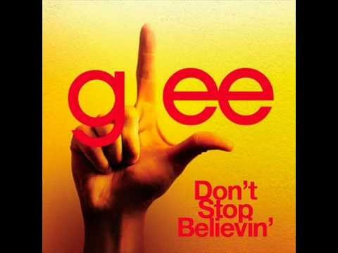GLEE Don't Stop Believing Ringtone