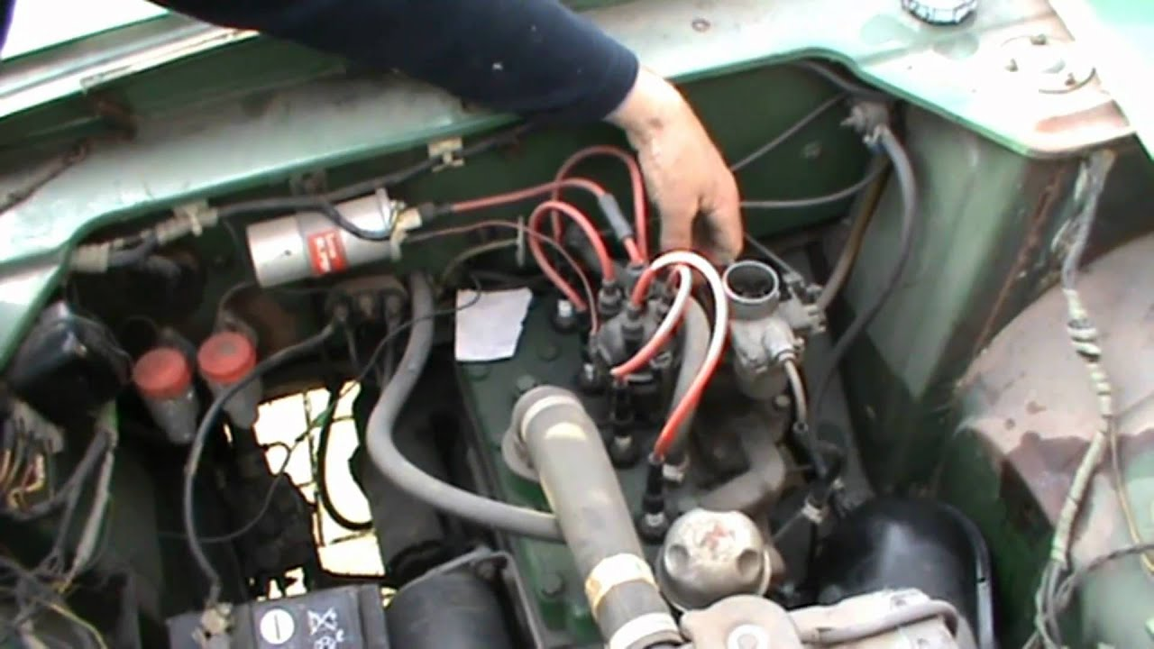 Ford Anglia 100e Old Start Youtube