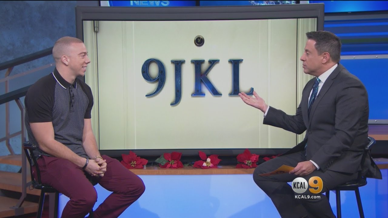 Download '9JKL' Star Matt Murray Chats With KCAL9