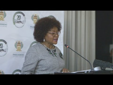 Baleka Mbete announces decision on secret ballot