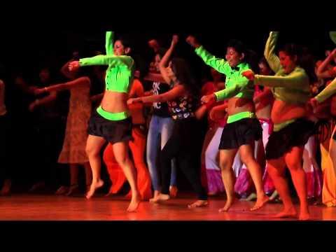 BANJARA SCHOOL OF DANCE- BOSHRIT KHEIR IN INDIA!!!