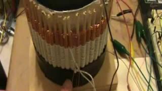 """Hendershot Fuelless Generator"" - Pulse Experiment"