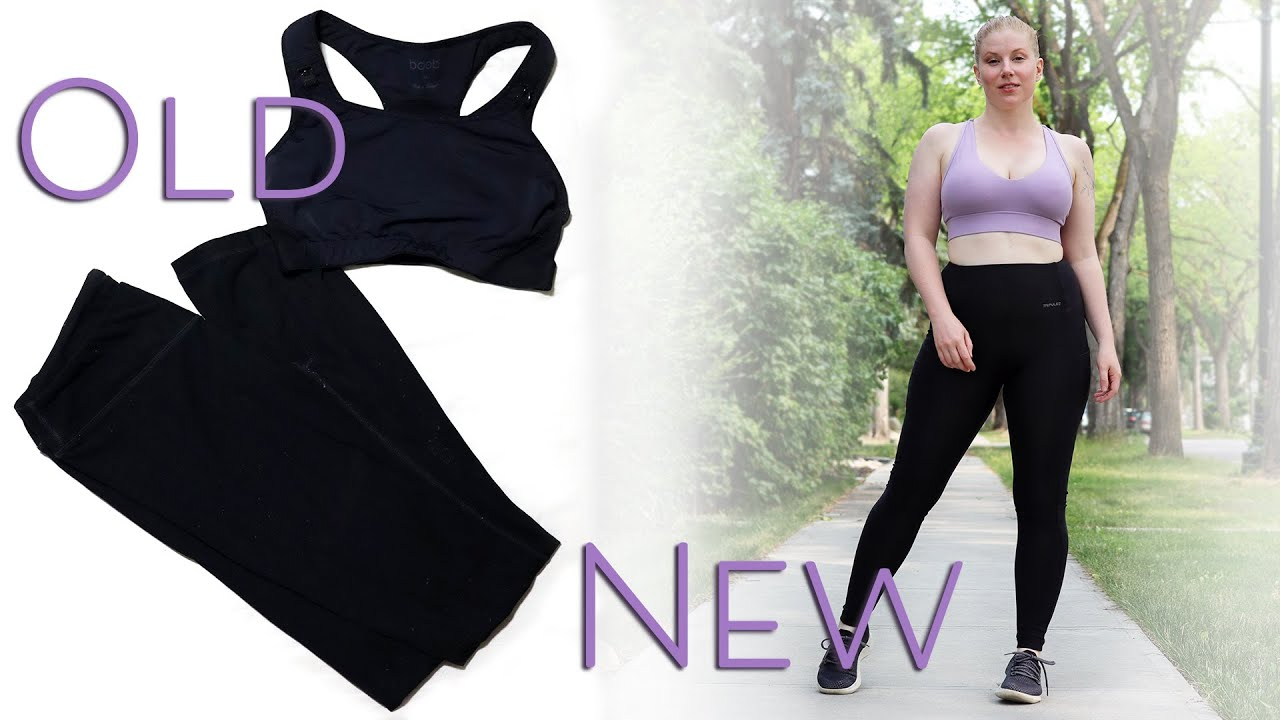 Replacing my Sustainable Activewear   First & Last Impressions/Review