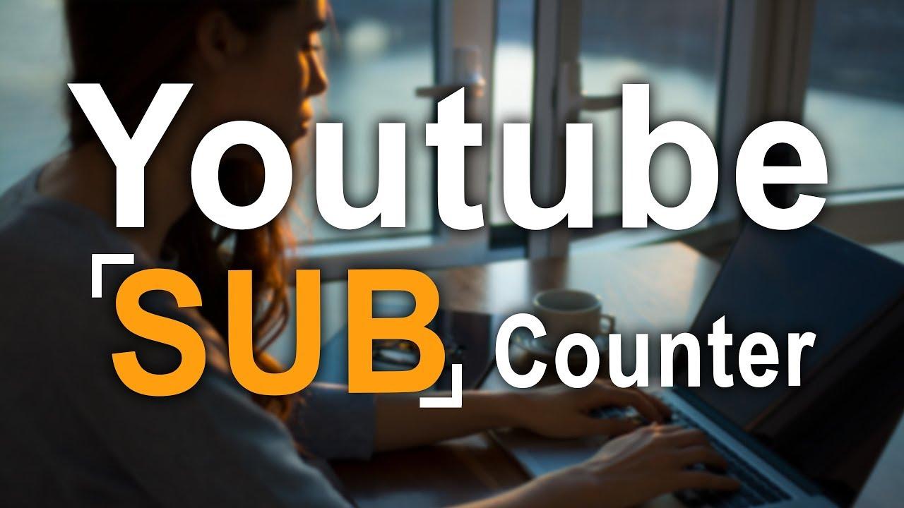 Abonnenten Live Counter