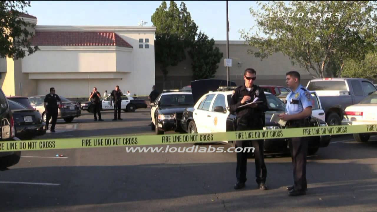 body found in trunk at walmart parking lot riverside raw footage