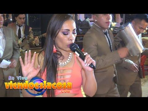 VIDEO: YANET BUTRON Y SU BANDA KALIENTE - Mix Ada Recuerdos De Oro ¡En VIVO! - VIENDO ES LA COSA 2019