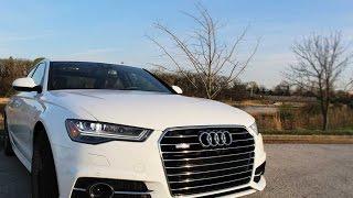 ОБЗОР 2016 Audi A6 вопрос привычки или предпочтений