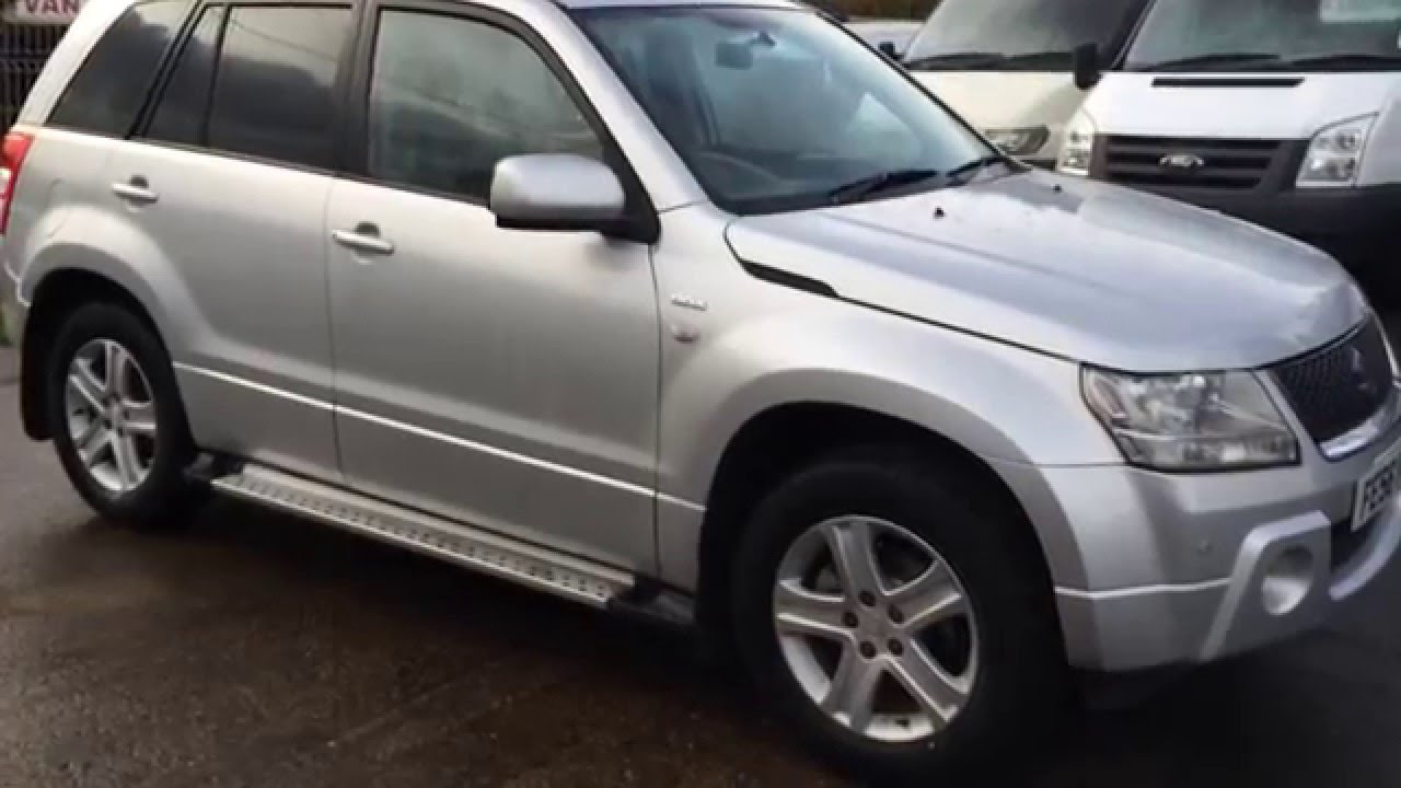 2006 Suzuki Grand Vitara Suv Review