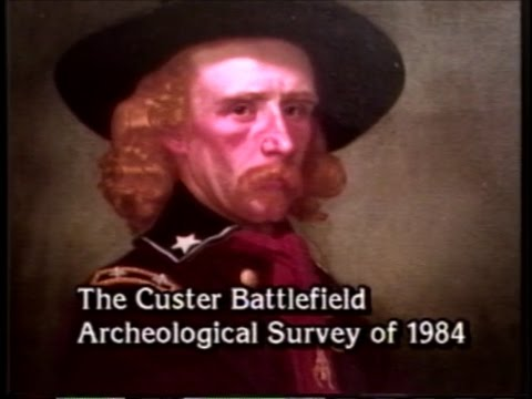 History Recovered: The Custer Battlefield Archeological Surv