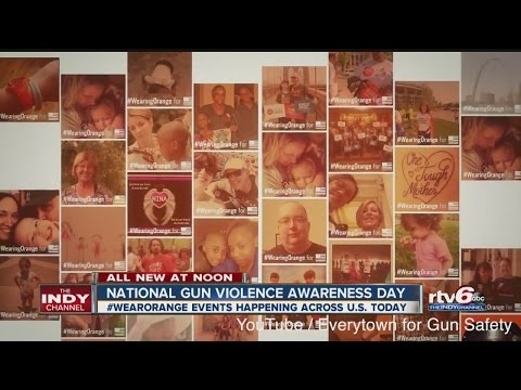 Gun Violence Awareness Day: 'Wear Orange' campaign