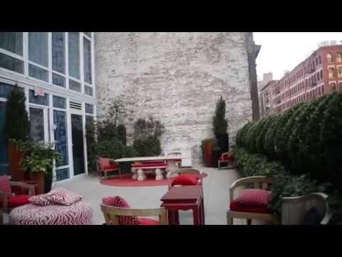 Mondrian Soho Hotel, New York City