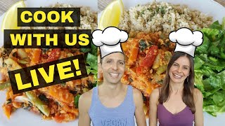 LIVE STREAM COOKING SHOW/DEMO - Requested Recipe!