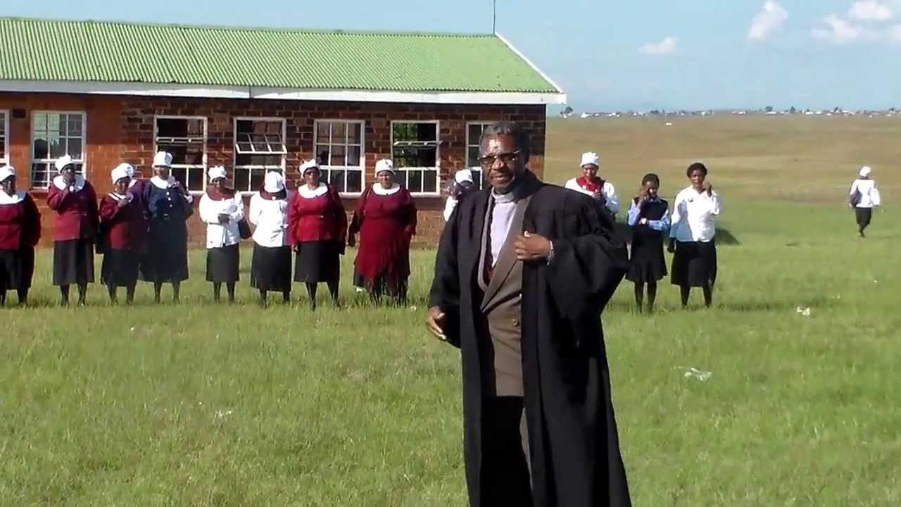 Independent Methodist Church Of Africa Entabeni Youtube