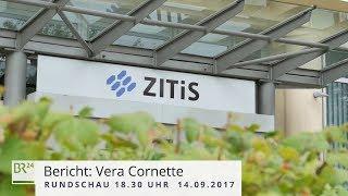 BR24 - Zitis in München eröffnet - Kein Kontrollmöglichkeit für Aufsicht und Parlament - 14.9.2017