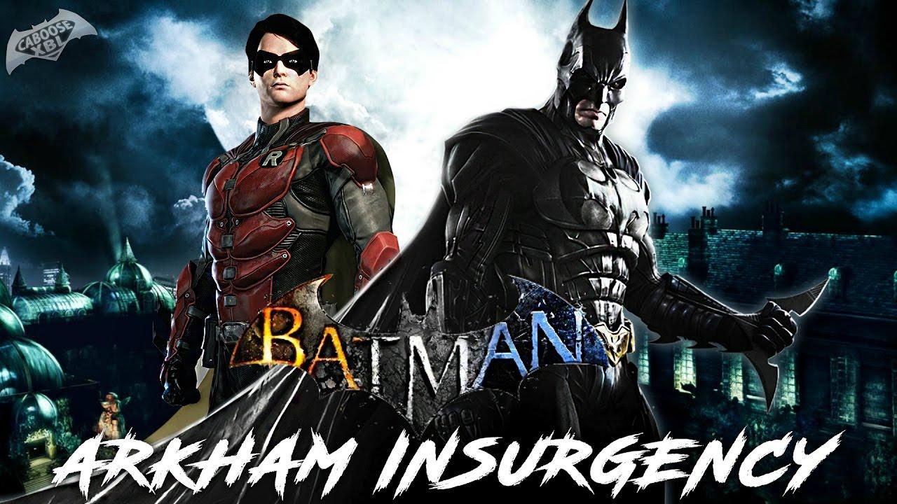 Batman Arkham Insurgency LEAKED?! New Batman Game Details ...