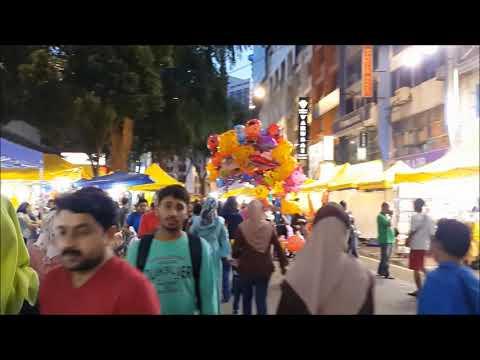 Kuala Lumpur Night Market @ Jalan T A R