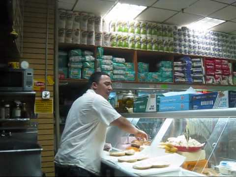 Bronx Yemeni Deli !! Spanish Worker Going Crazy!!