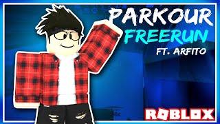 Roblox Parkour Freerun ft. arfito
