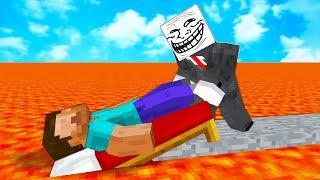 NOOB VS TROLL #1 😱 - Minecraft