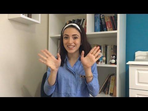 Türk İşaret Dili İle Sayıların Gösterimi