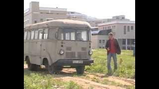 Тест драйв ТА-6 автобус