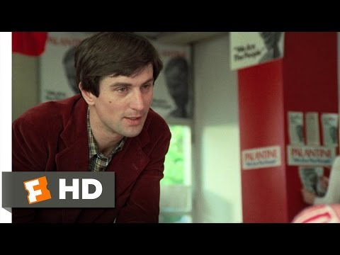 Taxi Driver (1/8) Movie CLIP - Travis Visits Betsy (1976) HD
