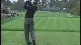 Tiger Woods   The 2000 US Open at Pebble Beach