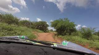 East African Safari Rally - On The Road!