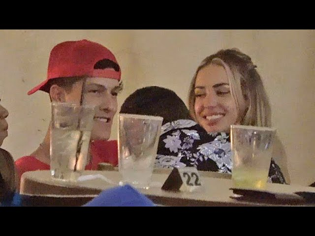 Tayler Holder And Girlfriend Charly Jordan Double Date With Friends