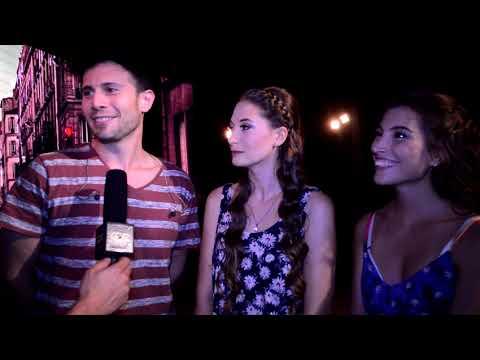 BROADWAY EN VIVO -  GDC en el Show (Prensa Cba Argentina)
