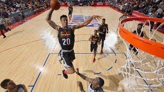 Atlanta Hawks Highlights Vs. Pelicans | NBA Summer League 2017 | 7.9.17