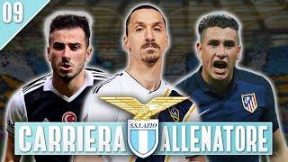 MERCATO DA 120 MILIONI A COSTO ZERO! CLAMOROSO IBRA! - E08 - FIFA 18 Carriera Allenatore Lazio [ITA]