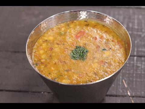 Dal Tadka | Simple Vegetarian Khana With Chef Saurabh | Sanjeev Kapoor Khazana