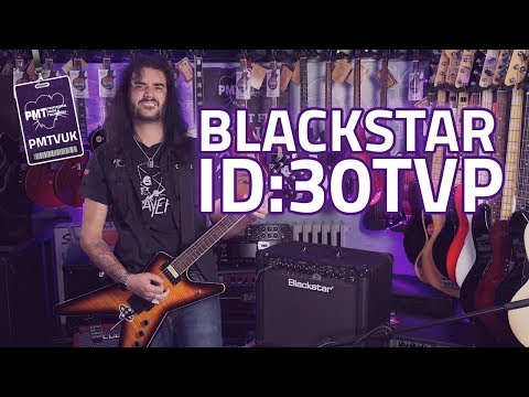 Blackstar ID:30TVP 30w Guitar Amplifier Combo